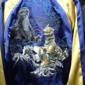 哥斯拉VS機甲哥斯拉 橫須賀外套