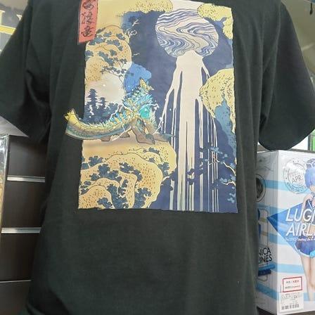 魔物獵人 雷狼龍 T恤