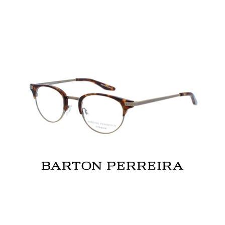BARTON PERREIRA Classic luxury eyewear. Japanese-made