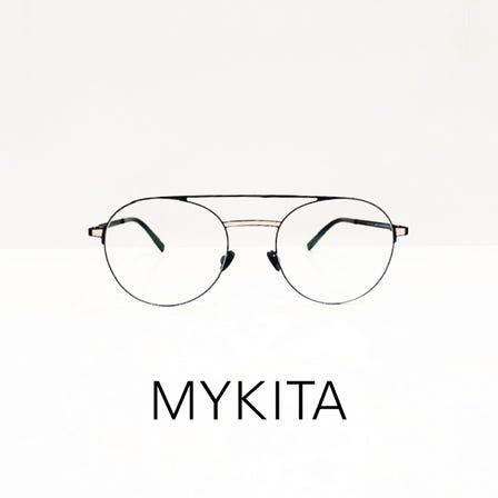 MYKITA 輕巧先進的設計再加上摩登時尚感。德國製。