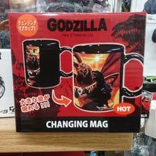 Godzilla mugcup