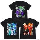 『EVANGELION』 Acid graphics T-shirt