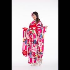 Kimono Stroll (for women), Plan A