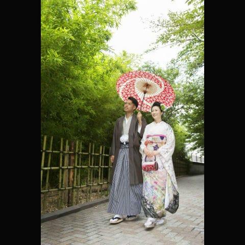 Kimono Stroll, Men's Plan
