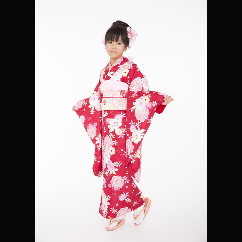 Kimono Stroll, Children's Plan (5+ years)