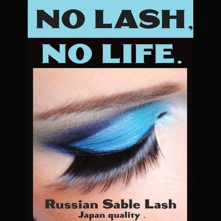 5D俄羅斯紫貂睫毛(Russian Sable)
