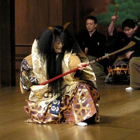 Aoyama Noh