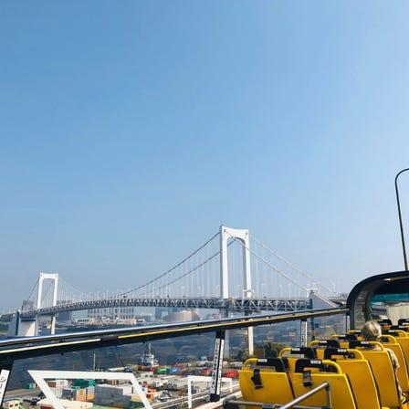 Tokyo Tower-Rainbow Bridge Course