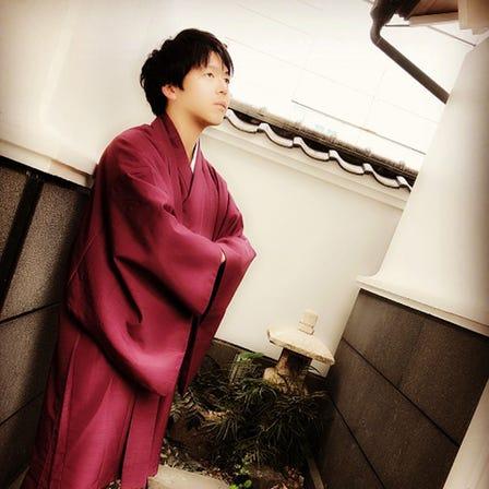 Men's kimono standard plan