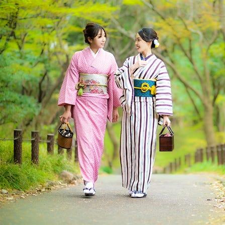 Standard kimono plan