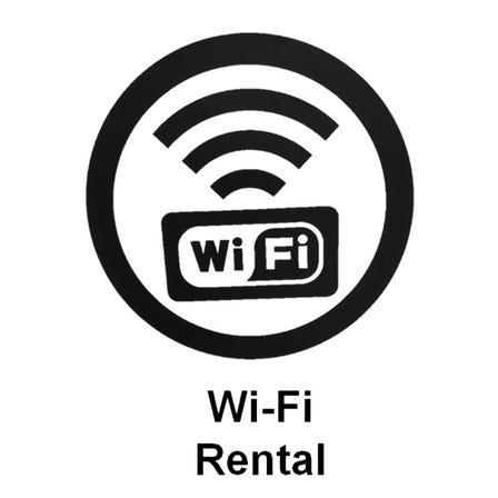 租借Wi-Fi分享路由器
