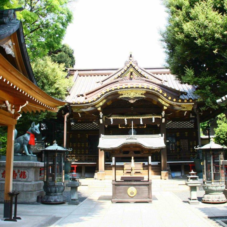 豊川 稲荷 東京 別院