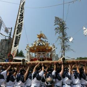 Sumiyoshi Shrine