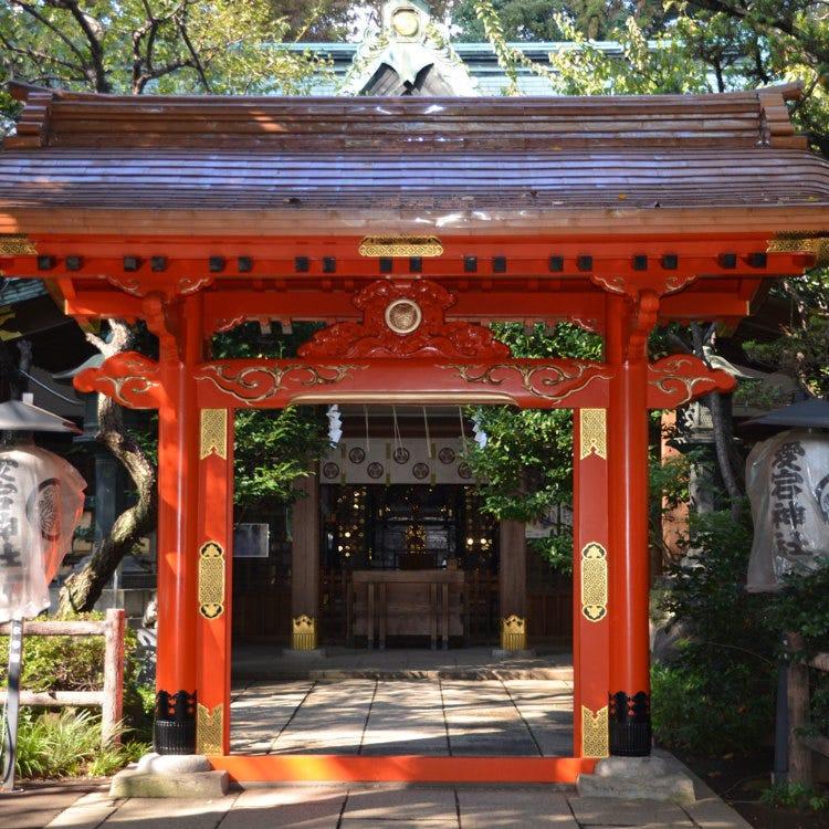 Atago Shrine