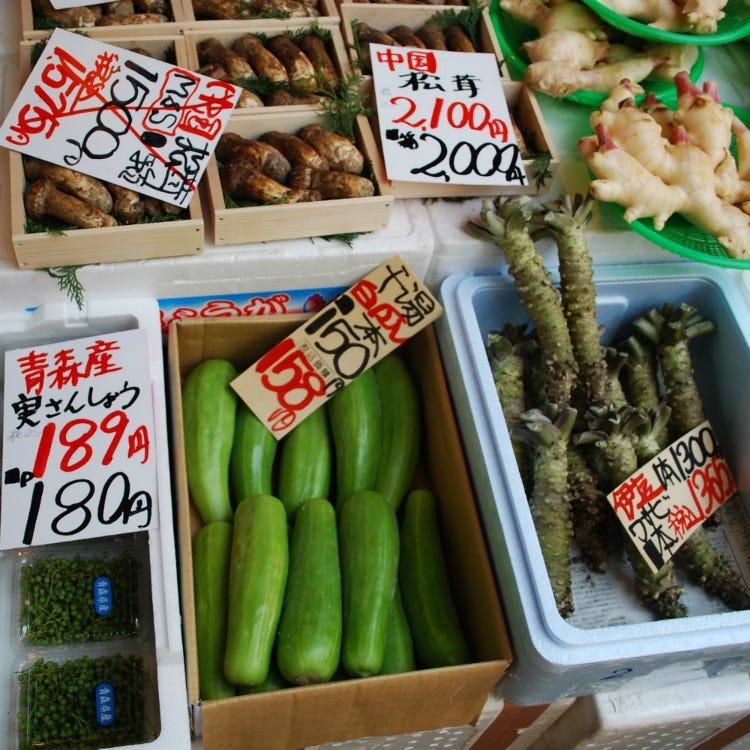 Tsukiji Outer Market