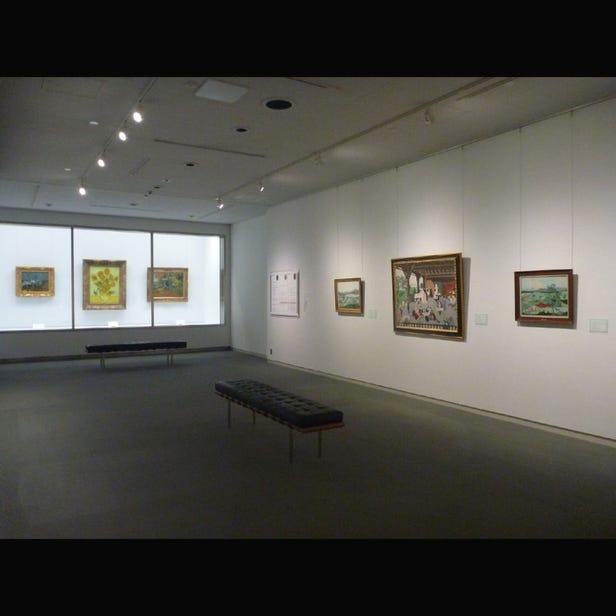 東鄉青兒紀念 損保JAPAN日本興亞美術館