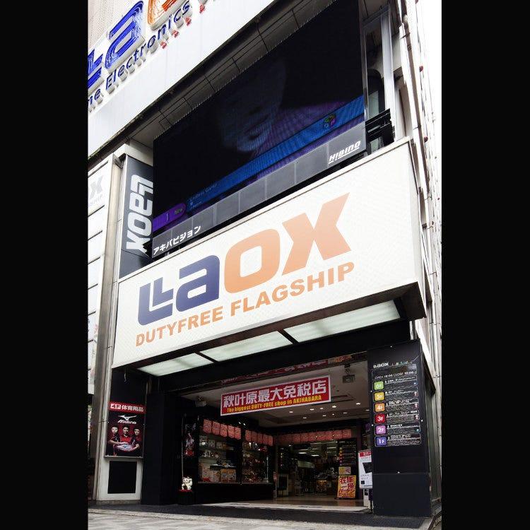 LAOX秋叶原本店