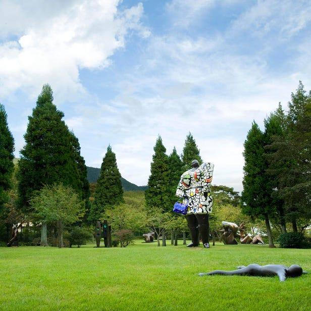 雕刻之森美术馆