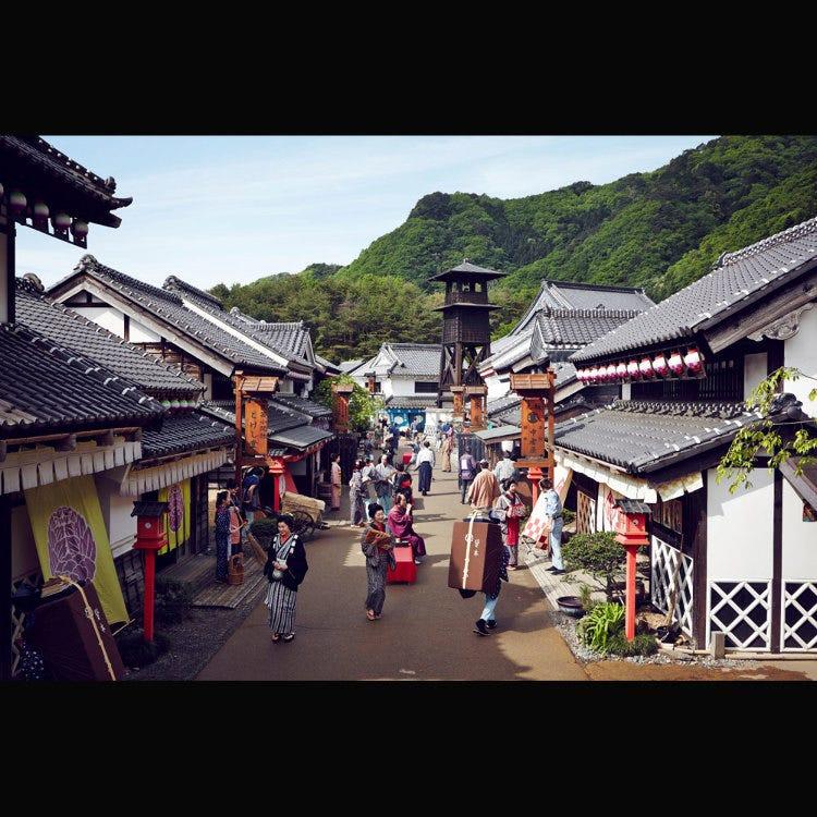 日光江户村