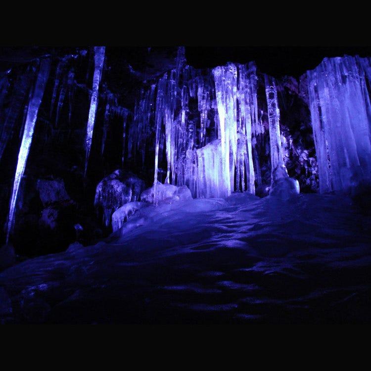 Narusawa Hyoketsu Ice Cave