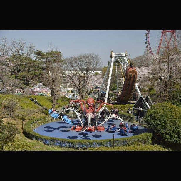 세이부엔 유원지