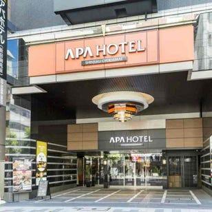 APA Hotel Shinjuku-Gyoenmae