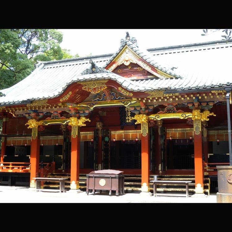 Nezu Shrine