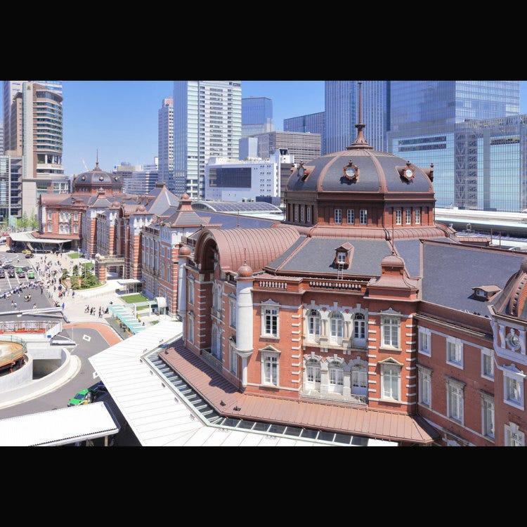 The Tokyo Station Marunouchi Building