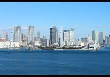 Harumi Harbor