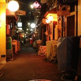 新宿黄金街