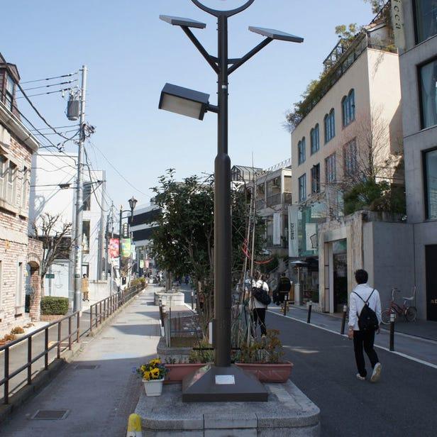 渋谷キャットストリート
