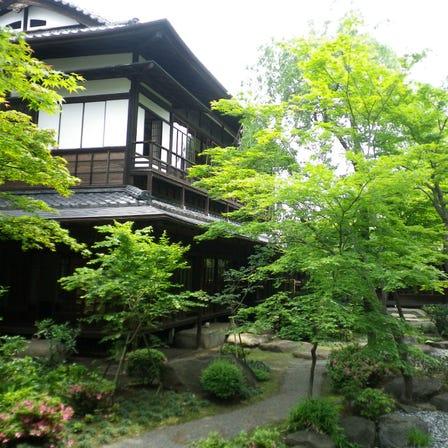 旧安田楠雄邸庭园