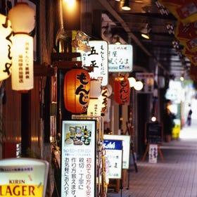 Tsukishima Monja Street