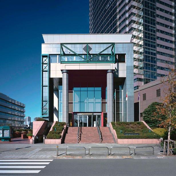 東京都攝影美術館