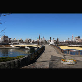 Sakura-bashi Bridge