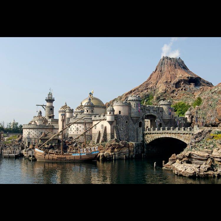 Tokyo Disney Sea®