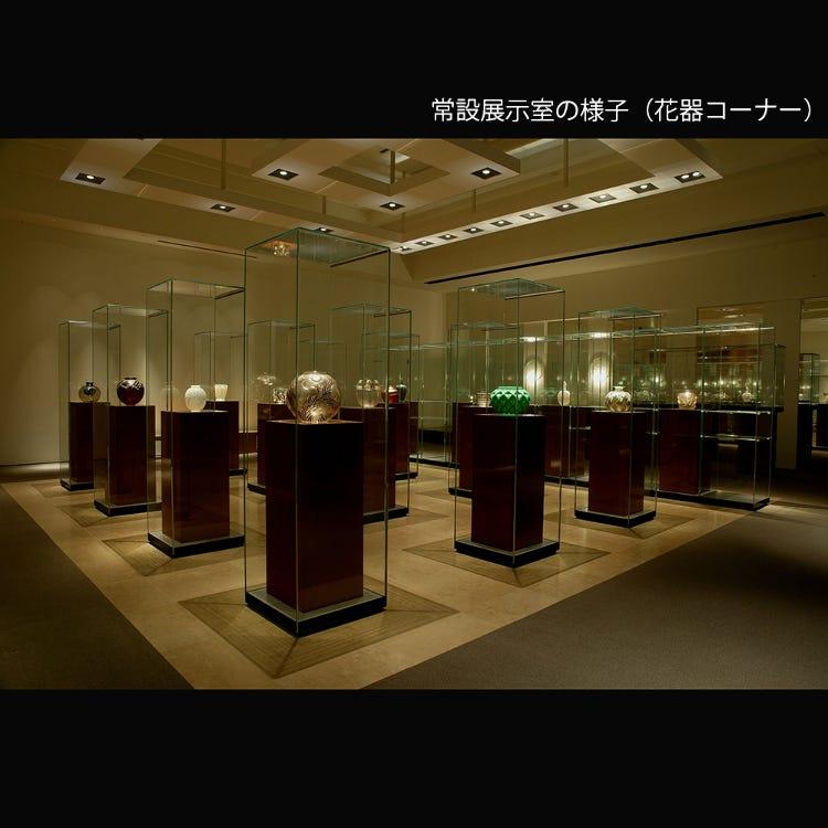 箱根拉利克美術館(Lalique Museum, Hakone)