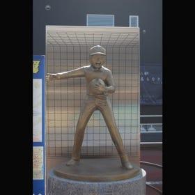 Captain Tsubasa Wakabayashi Statue
