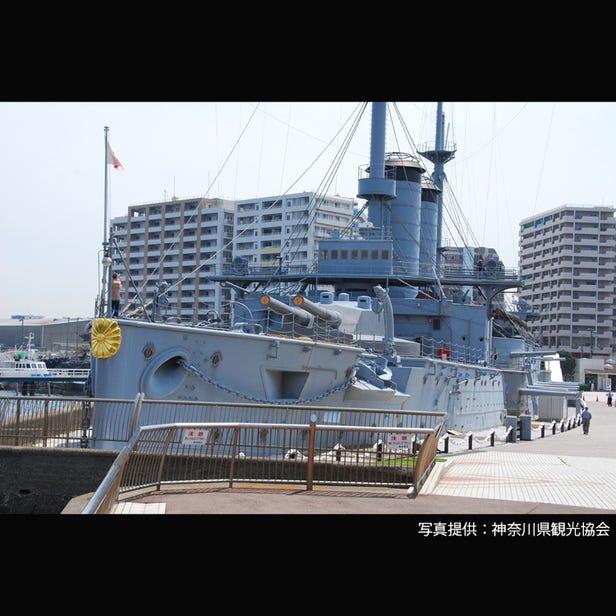 三笠纪念舰