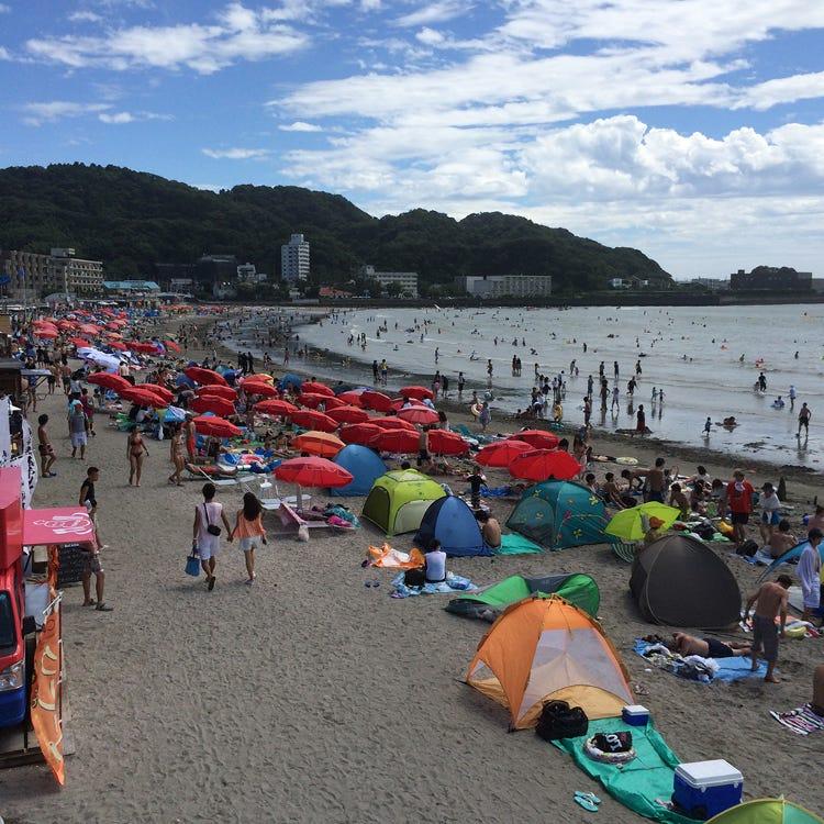 Zushi Beach