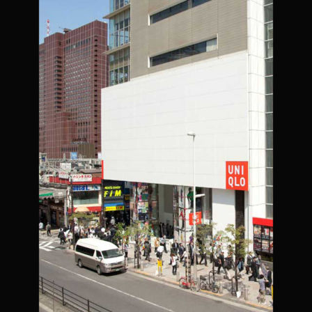 ユニクロ 新宿西口店