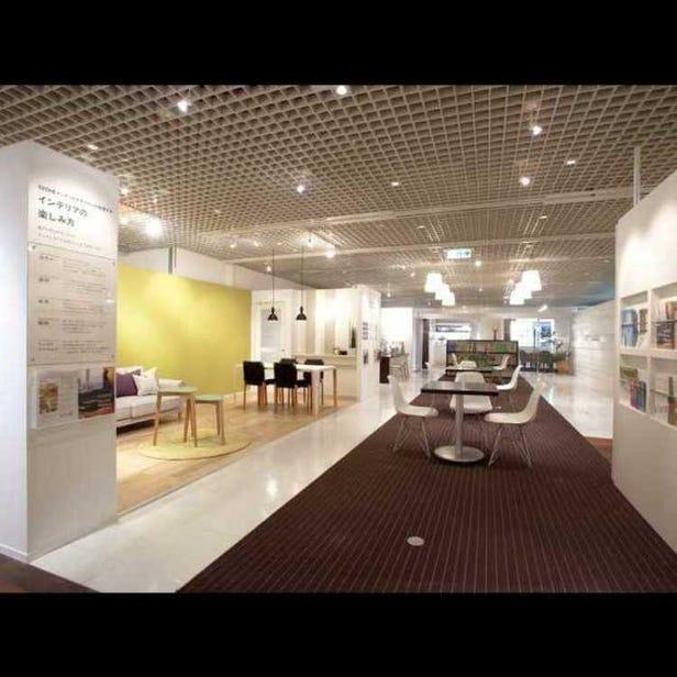 リビングデザインセンターOZONE