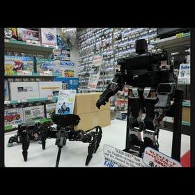 Tsukumo Robot Kingdom