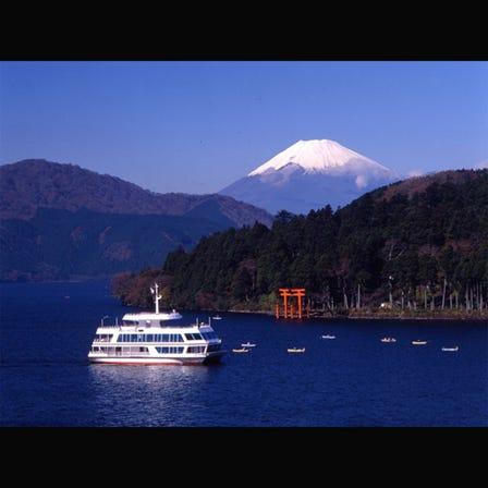 箱根 芦ノ湖遊覧船