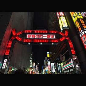 Kabukicho Ichibangai Arch