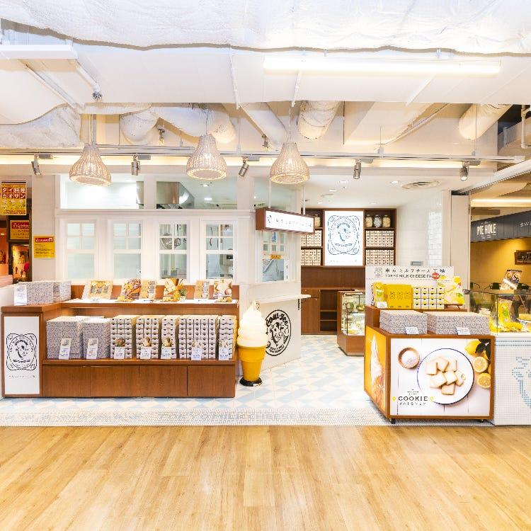 東京ミルクチーズ工場ルミネ新宿店