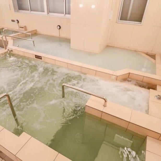Myouhou: Japanese public bath