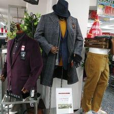 Sakazen 日本桥总店 大尺寸的服装店