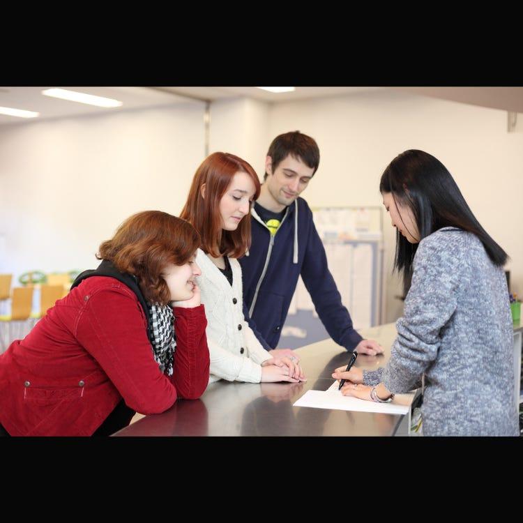 学校法人 新井学園 赤門会日本語学校 本校