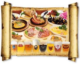 世界のビール博物馆 横滨×みなとみらい店